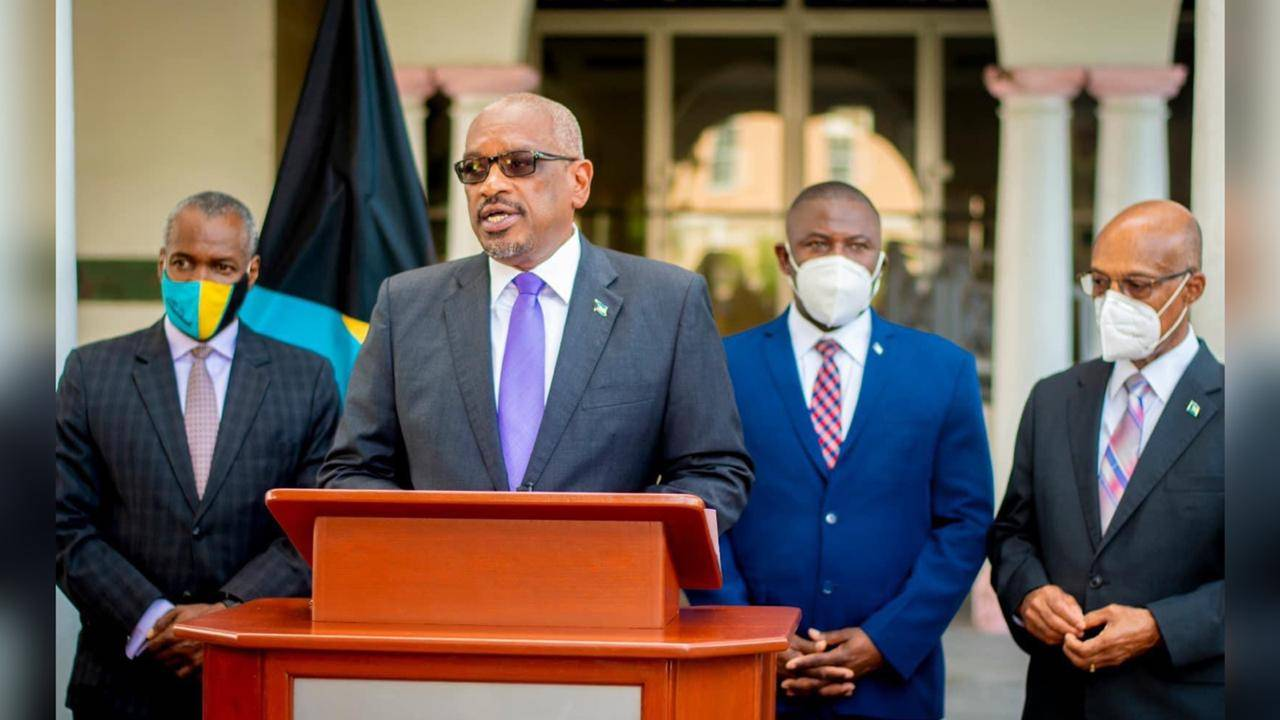 The Bahamas records 55 new COVID cases; state of emergency extended