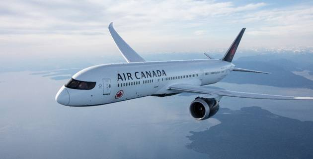 Air Canada resumes scheduled service to Pure Grenada