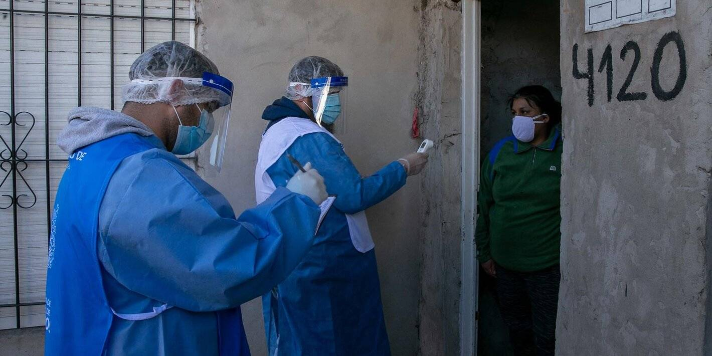 Health Ministers commit to maintain, expand sustained actions to fight the pandemic