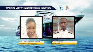 A CARICOM Youngster Excelling in the Maritime Industry