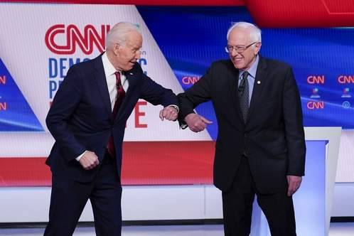 Bernie Sanders resuming in-person campaigning to back Biden