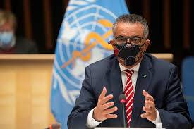 Vaccine May be Ready by Yearend – WHO's Tedros