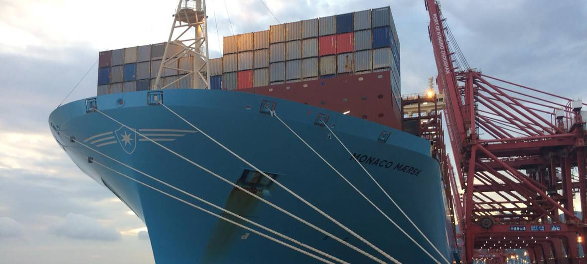 Global trade: Signs of rebound, but recovery uncertain
