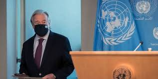 UN chief to press G20 for greater solidarity and support during pandemic