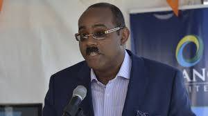 Prime Minister Gaston Browne, as Chair of Alliance of Small States, sends early message on Climate Change to US President Joseph R Biden Jr