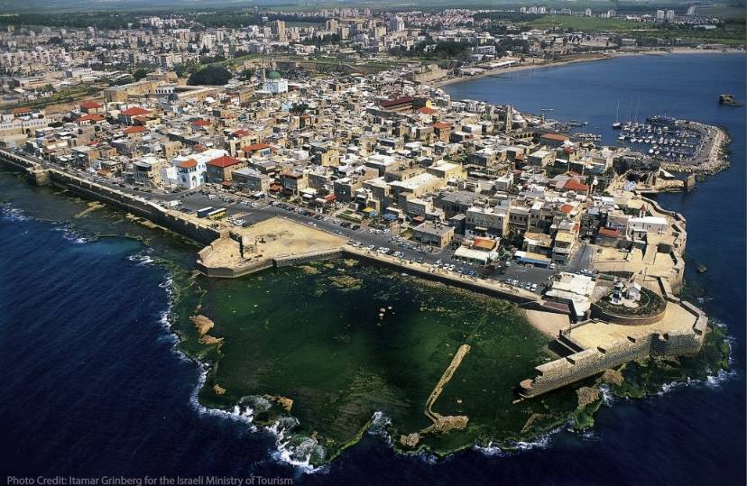 The City of Acre - Israel